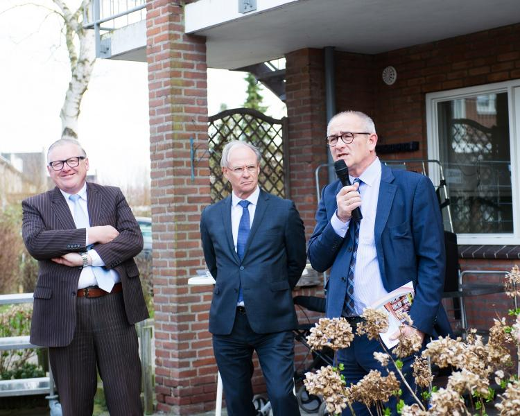 Start bouw De Haven in Bunschoten